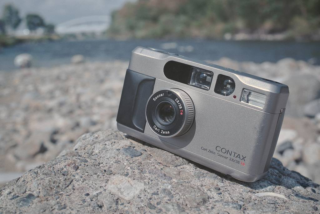 The Contax T2 for Analogue Adventures!