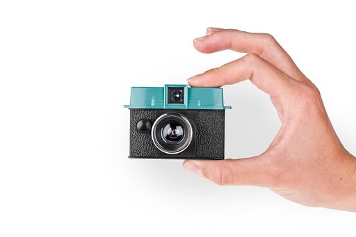 Find the Fun in Petite Film Photography with the Diana Baby 110 Camera with 24mm Lens