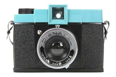 Lomography Diana+ - Staff Review