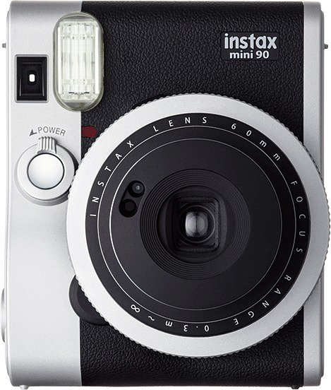 Introducing The New Instax Mini 90 Neo Classic!