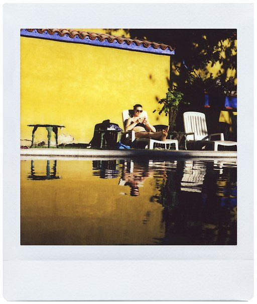 Joel Byron: A Trip to Mexico with the Lomo'Instant Square Glass