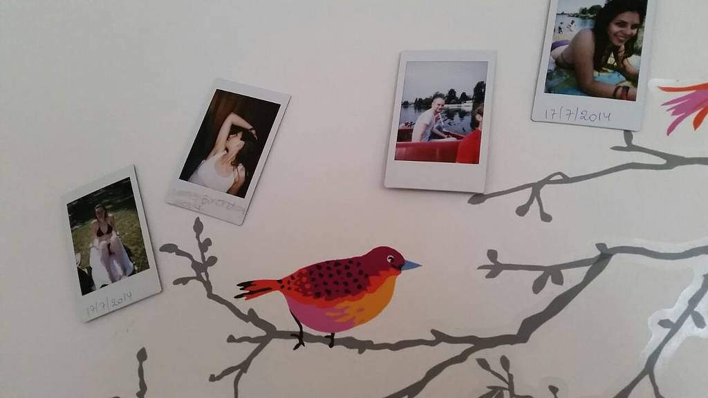 7 Wonderful Ways To Display Your Instant Photographs