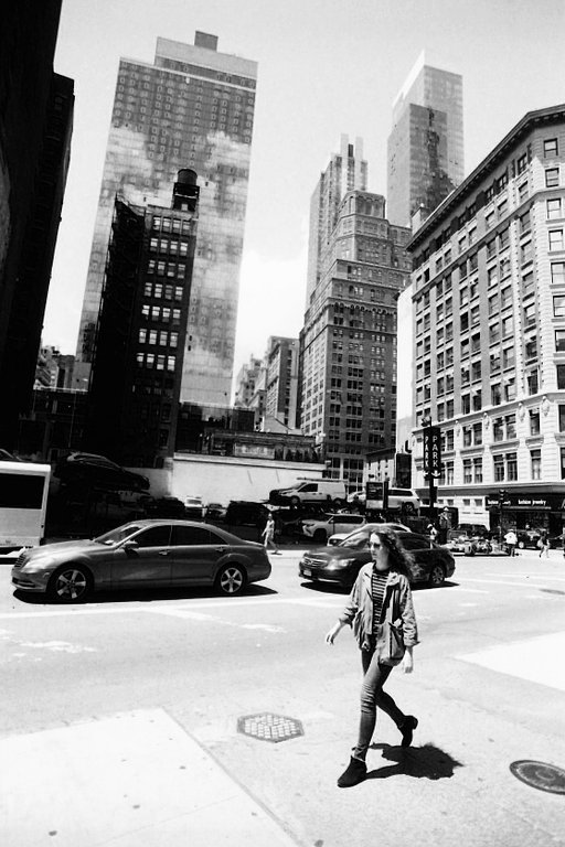 New York in Black and White: Andrea Tomas Prato