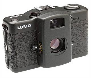 Hyperfocal Distance for Lomo LC-A