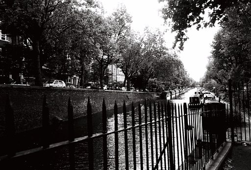 Little Venice on the LC-Wide and Other Lovely Lomography Cameras