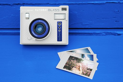 "Say ""Jambo"" to the Lomo'Instant Automat Glass Kilimanjaro!"