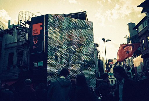 A Tribute to 25 Years of Lomography with LomoWall Istanbul