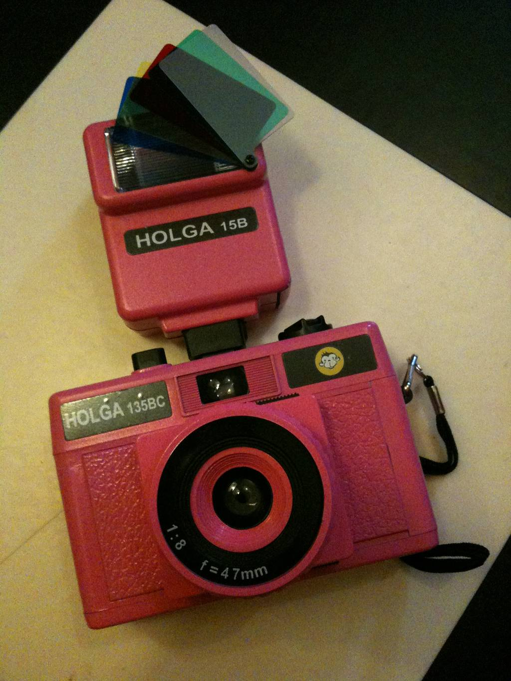 Holga 135 BC: The Masked Queen