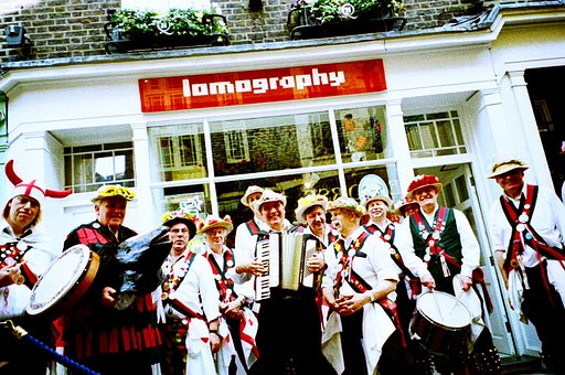 Sales Representative Position with Lomography London