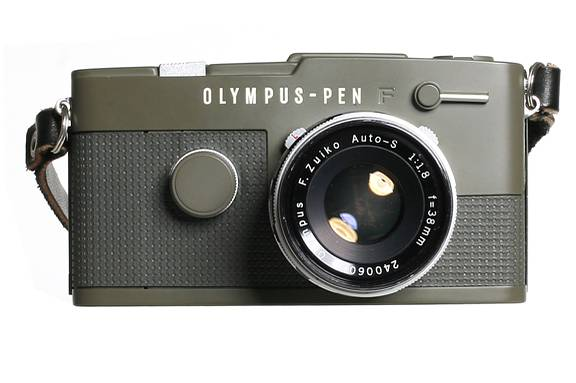 Olympus Pen FT- Staff Review