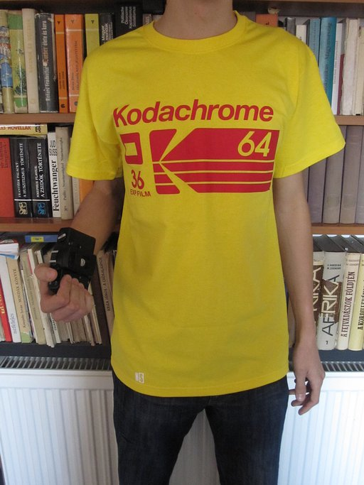 My Kodachrome T-Shirt