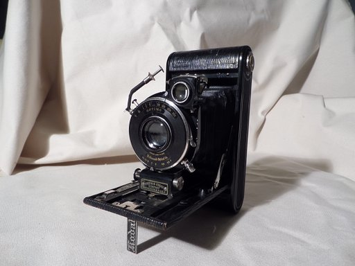 Vintage-Kamera-Reviews: Kodak Autographic