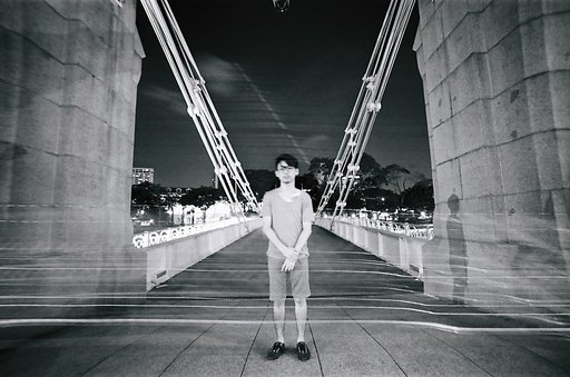 Night Photography with the Lomo LC-Wide