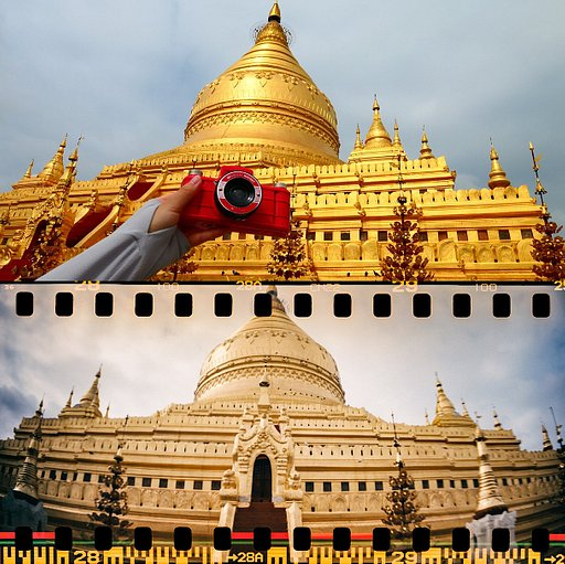 Asia on Panorama — the Sprocket Rocket Goes to Myanmar
