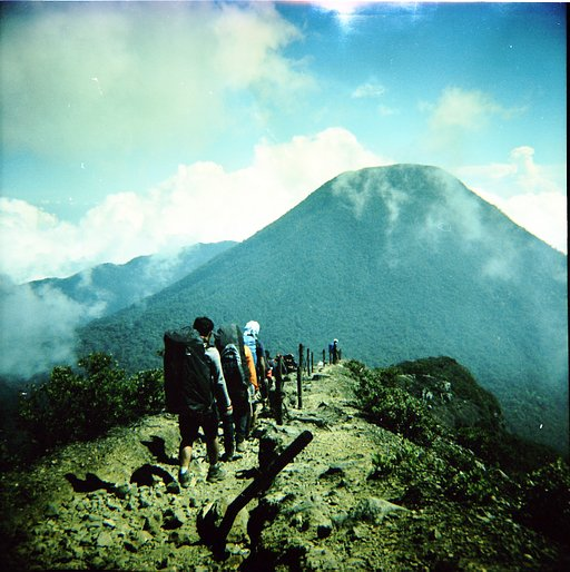 Analogue Travel and Adventure: The Beauty of Mount Gede