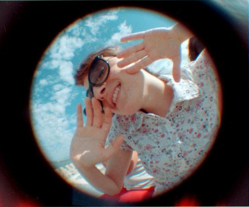 Give the Cute Fisheye Advantage to Your Photos With the Fisheye Baby!
