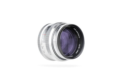 The New Jupiter 3+ 1.5/50 L39/M back is on stock!