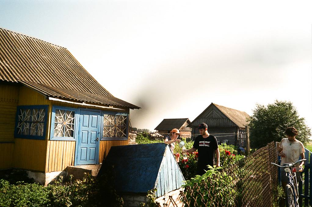Around the World in Analogue: Cycling Across Paliesse