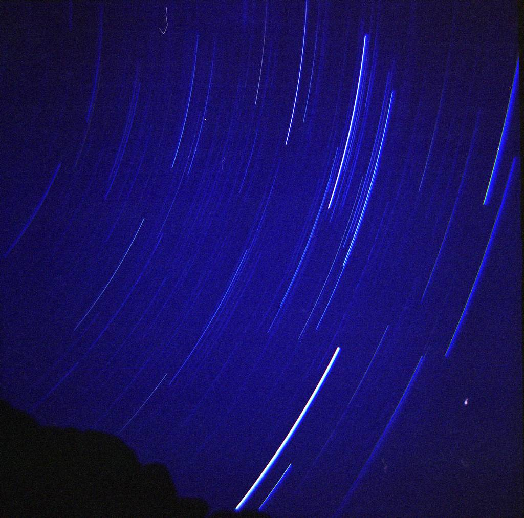 A Beginner's Guide to Star Trail Photography