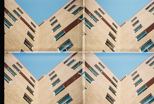 Multi-lens Memories: Lomography Actionsampler Photos by @cxy