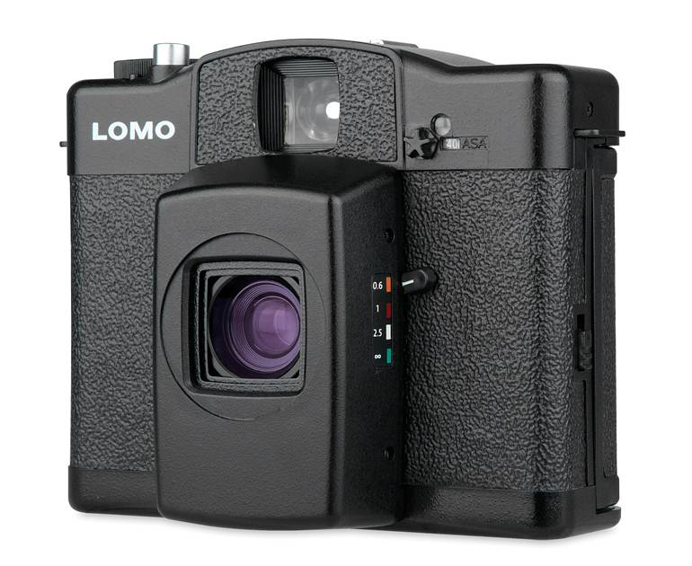 Introducing The Brand New LC-A 120 - The Most Compact & Magical Fully Automatic 120 Film Camera Ever!