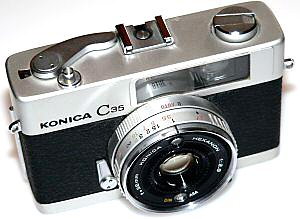 Konica C35 FD - Staff Review