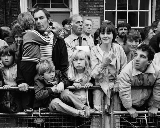 Chris Killip Documenting the Working Class of the 70's & 80's