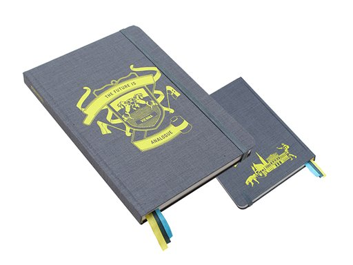 The New Lomography Vienna Notebook: Add a Shot of Vienna to Your Daily Life!