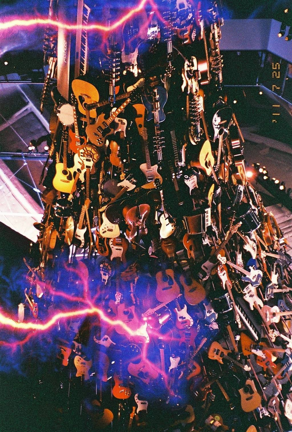 The EMP in Seattle: Nirvana and Nerdvana Combined in One Museum