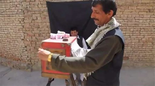 Kamra-e-Faoree: The Afghan Instant Box Camera