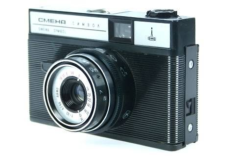 Smena Symbol - Not Your Ordinary 35mm Point and Click Camera