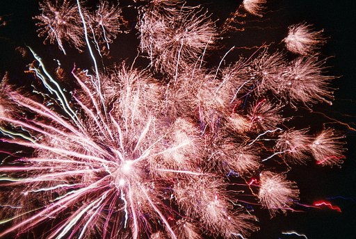 Tips for Taking Firework Photos