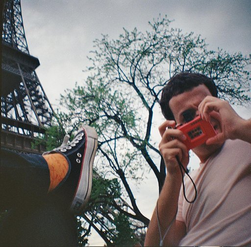 Picnic at the Eiffel Tower