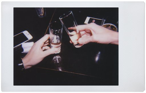 Date with the Night and the Lomo'Instant Automat