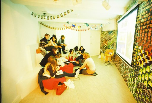 Recap of Lesson 1 in the School of Lomography London: Intro To Lomo