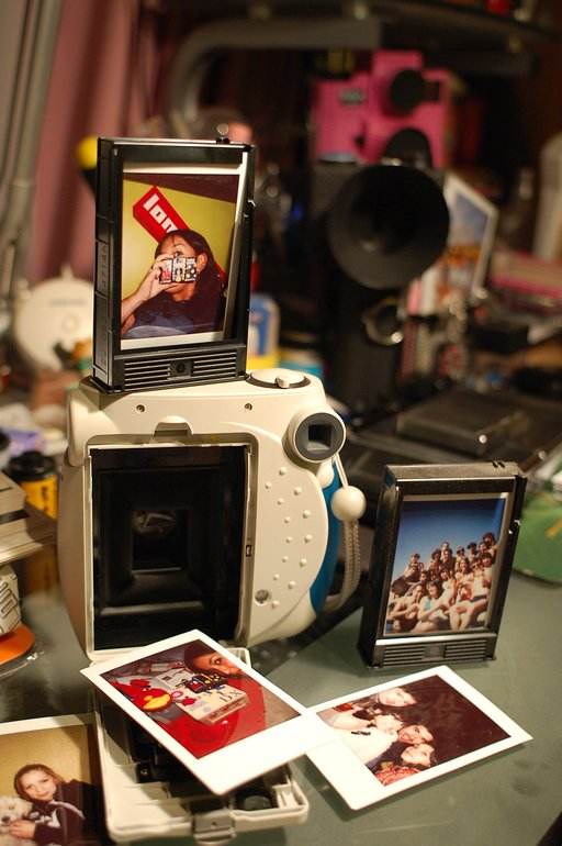 Frames for Your Mini Instax!