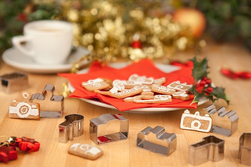 Get Free Lomography Cookie Cutters With Every Online Purchase!