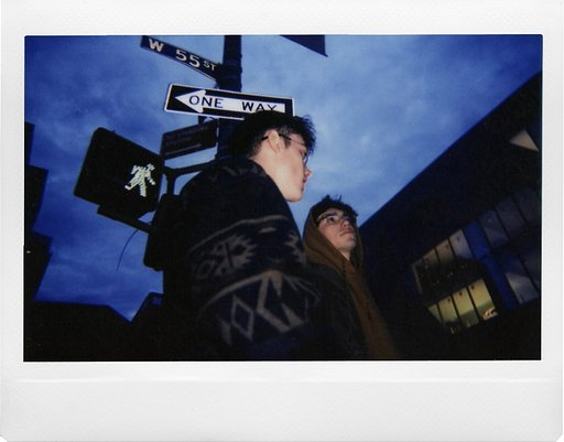 On the Road Again: Instant Film Tour Diary with Hippo Campus