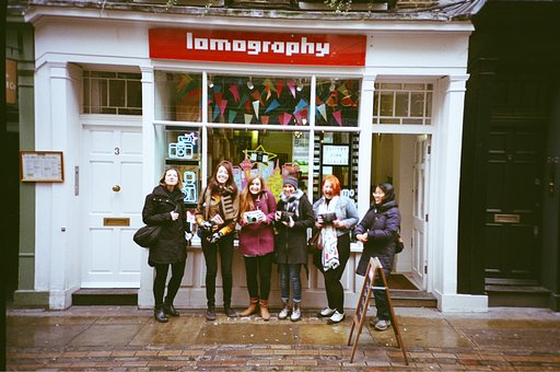 Film Photography Day 2016: London Recap