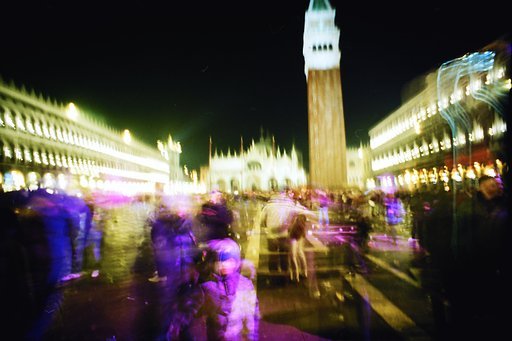 New Year's Eve in Venice!