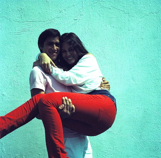 Old School Romance: 90's-Style Valentines in Lomographs
