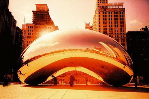 Show us Chicago! Submit Your Photos for the Lomography Gallery Store Chicago's LomoWall!