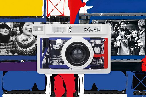 Nouveau : Lomo'Instant Wide William Klein