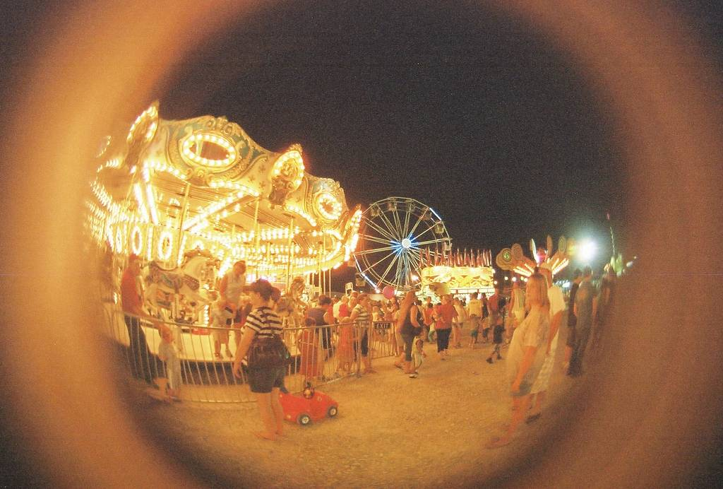 Fisheye, Fried Oreos, and Fun: Make the Most of a Night at the Fair