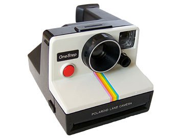 Polaroid Land Camera 1000 One Step (ultra super mega...)