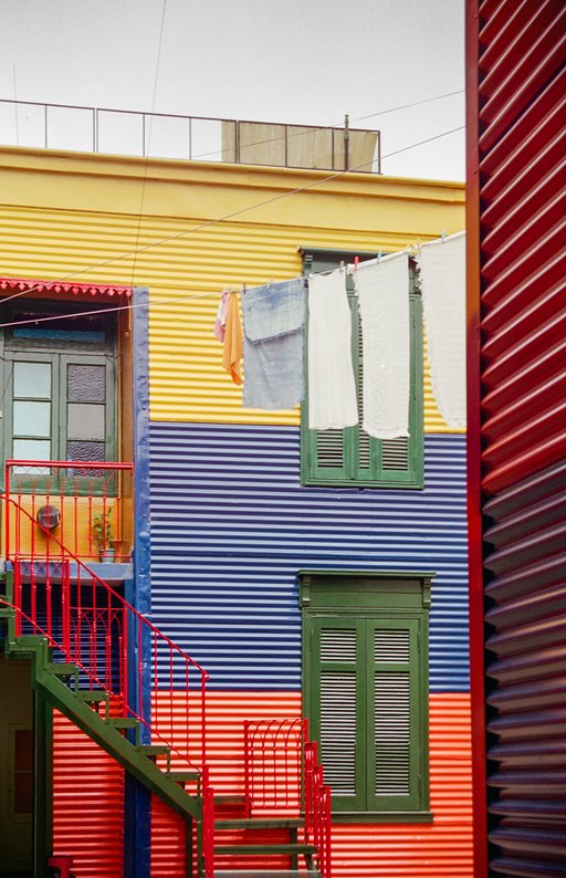 My Favorite Places in Buenos Aires: The Wild Colors of La Boca