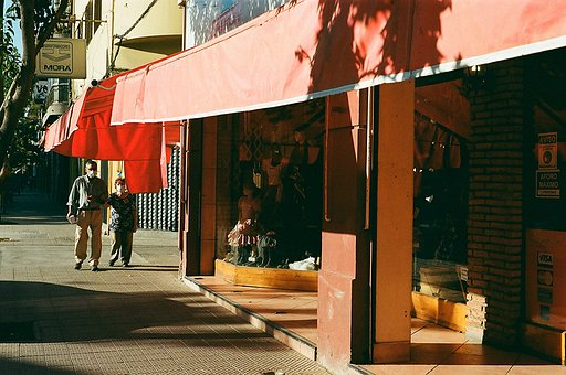 Around the World in Analogue: An In-Depth Glimpse of Santiago de Chile