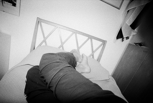 My 2013 in Analogue: Exploring Body Parts