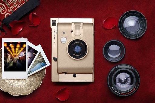 Introducing the Lomo'Instant Yangon