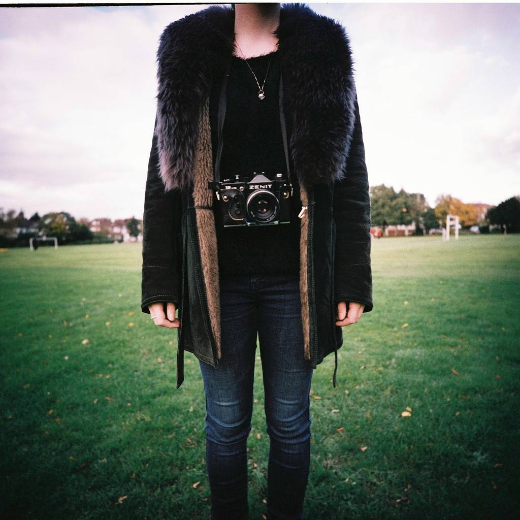 LomoAmigo Tom Ambrose Tests the LC-A 120